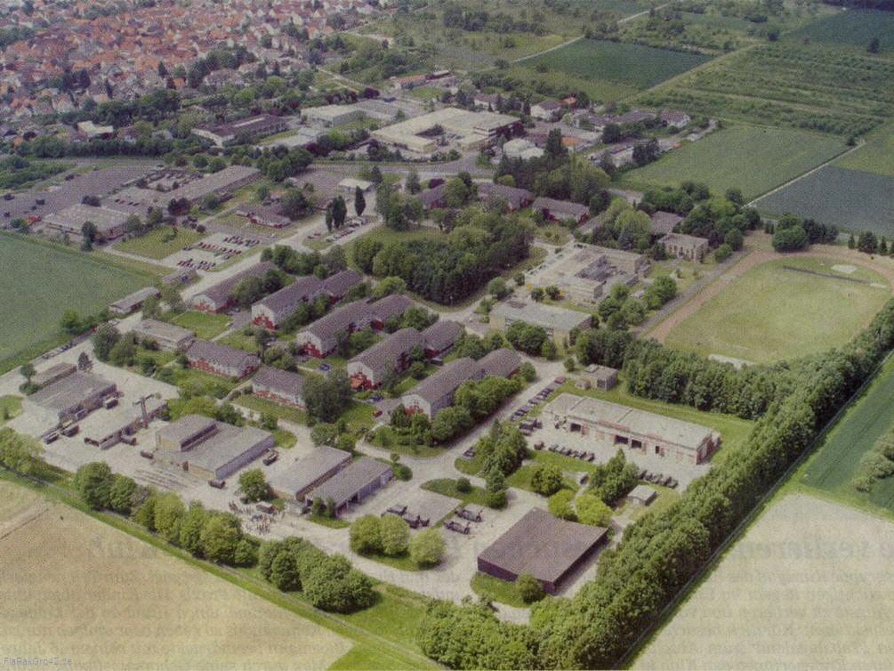 Bekleidungskammer Bundeswehr
